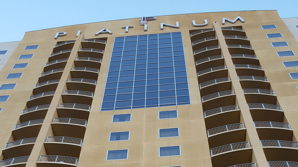 Las Vegas Nevada Commercial Window Cleaning and Washing