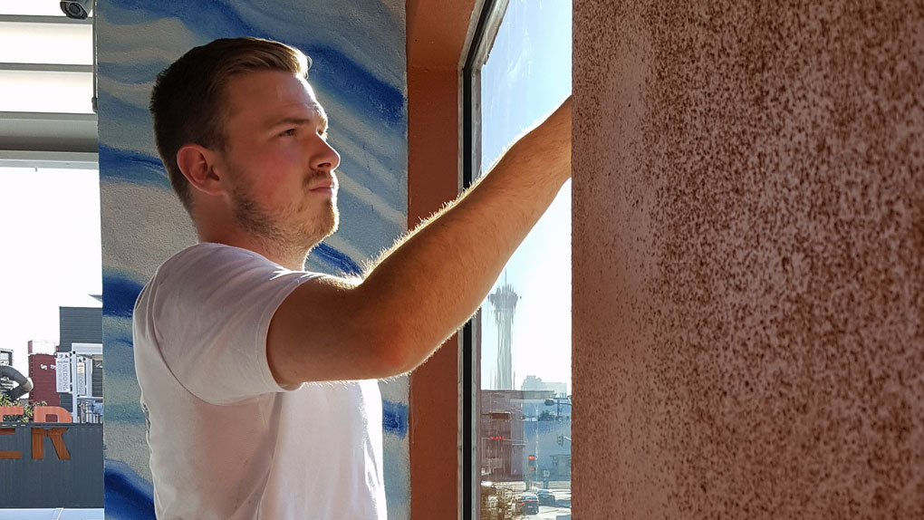 Las Vegas Nevada High Rise Window Cleaning